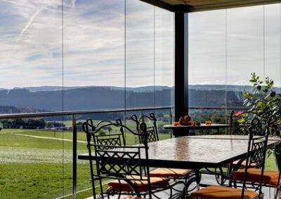 Balkon- und Terrassengestaltung