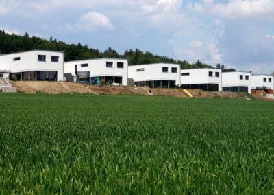 Überbauung Einfamilienhäuser