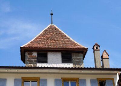 Kesslerturm Murten