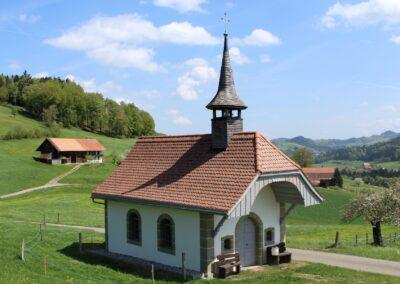 Kapelle Hostettle